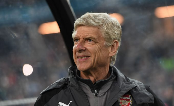 SYDNEY, AUSTRALIA - JULY 13:  Arsene Wenger the Arsenal Manager before the match between Sydney FC and Arsenal at ANZ Stadium on July 13, 2017 in Sydney, Australia.  (Photo by David Price/Arsenal FC via Getty Images) *** Local Caption *** Arsene Wenger