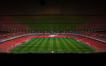 LONDON, ENGLAND - DECEMBER 08:  Emirates Stadium the home of Arsenal Football Club before the Premier League match between Arsenal FC and Huddersfield Town at Emirates Stadium on December 8, 2018 in London, United Kingdom.  (Photo by David Price/Arsenal FC via Getty Images) *** Local Caption *** Emirates Stadium