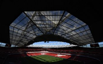 LONDON, ENGLAND - SEPTEMBER 26:  Emirates Stadium, the home of Arsenal FC, before the Carabao Cup Third Round match between Arsenal and Brentford at Emirates Stadium on September 26, 2018 in London, England.  (Photo by David Price/Arsenal FC via Getty Images) *** Local Caption *** Emirates Stadium