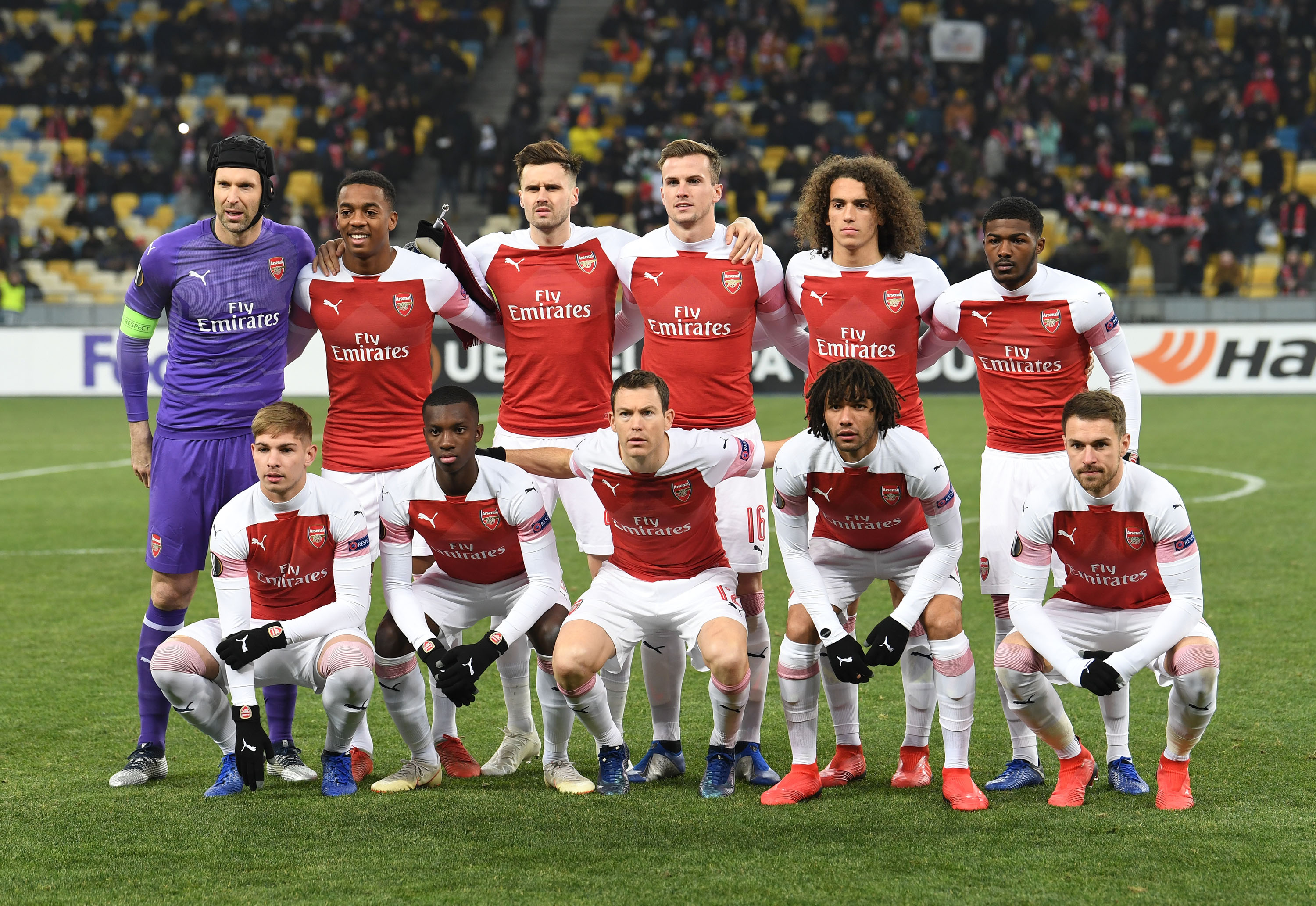 Los Evropské Ligy 2019: Arsenal FC Supporters Club