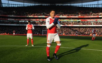 LONDON, ENGLAND - JANUARY 22:  Alexis Sanchez of Arsenal before the Premier League match between Arsenal and Burnley at Emirates Stadium on January 22, 2017 in London, England.  (Photo by Stuart MacFarlane/Arsenal FC via Getty Images) *** Local Caption *** Alexis Sanchez