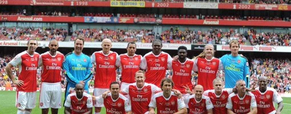 Arsenal-Legends-v-Milan-Glorie (1)