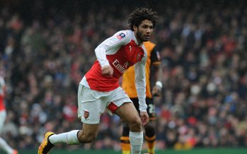 LONDON, ENGLAND - FEBRUARY 20: Mohamed Elneny of Arsenal during the Emirates FA Cup Fifth Round match between Arsenal and Hull City at Emirates Stadium on February 20, 2016 in London, England. (Photo by Stuart MacFarlane/Arsenal FC via Getty Images)  *** Local Caption *** Mohamed Elneny