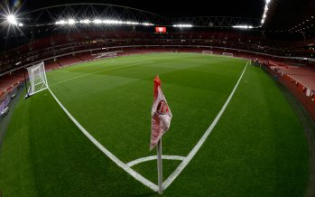 LONDON, ENGLAND - OCTOBER 29:  A general view of Emirates Stadium before the match on October 29, 2013 in London, England.  (Photo by Stuart MacFarlane/Arsenal FC via Getty Images) *** Local Caption *** Emirates stadium