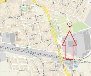 mapa lysa